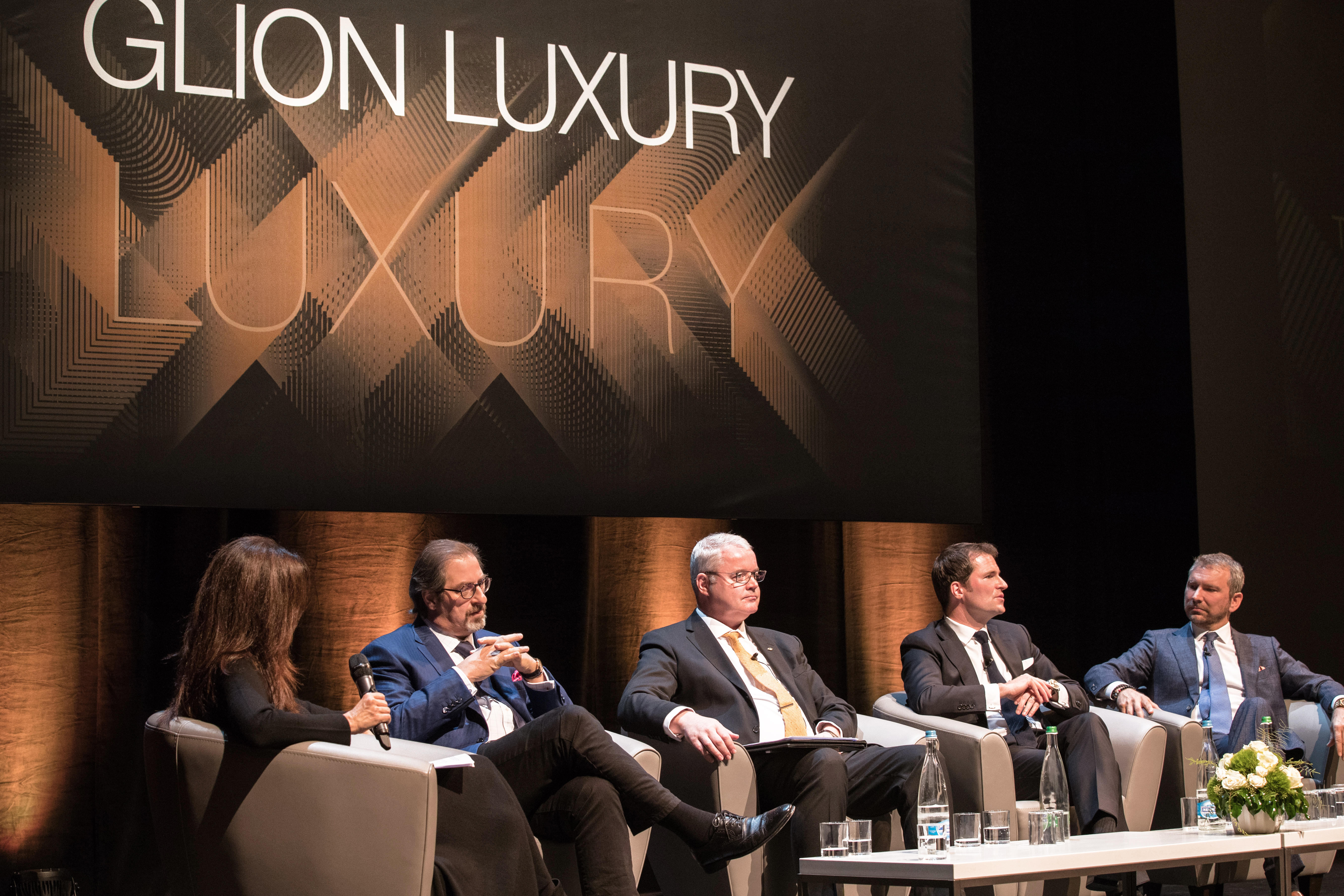 Glion Hosts 2017 Experiential Luxury Conference