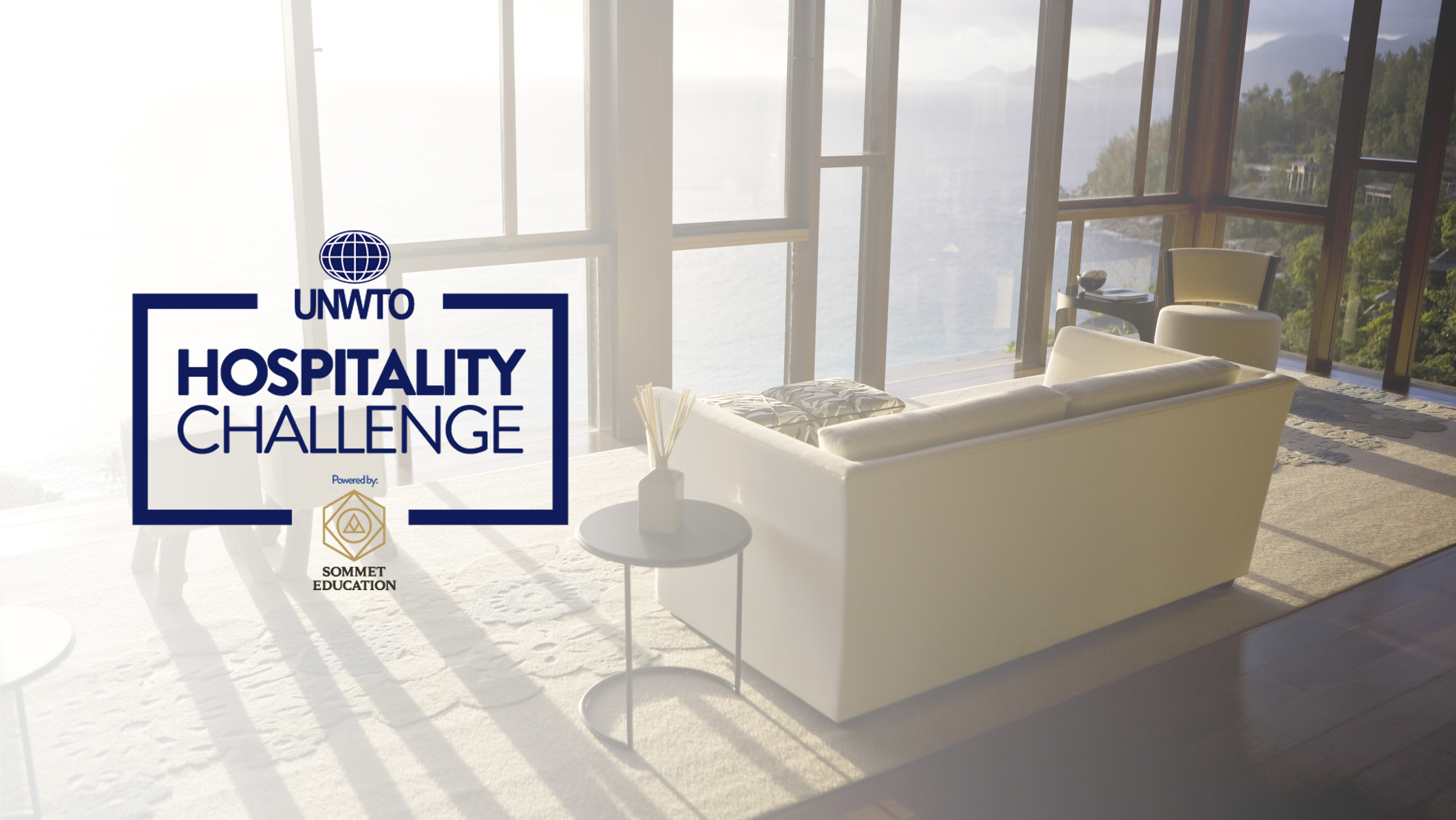 """UNWTO And Sommet Education  Offer 30 Scholarships Through  """"Hospitality Challenge"""""""