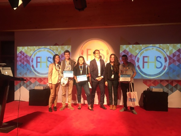 Les Roches Student Team Wins Best Business Idea At Future Of Hospitality Summit