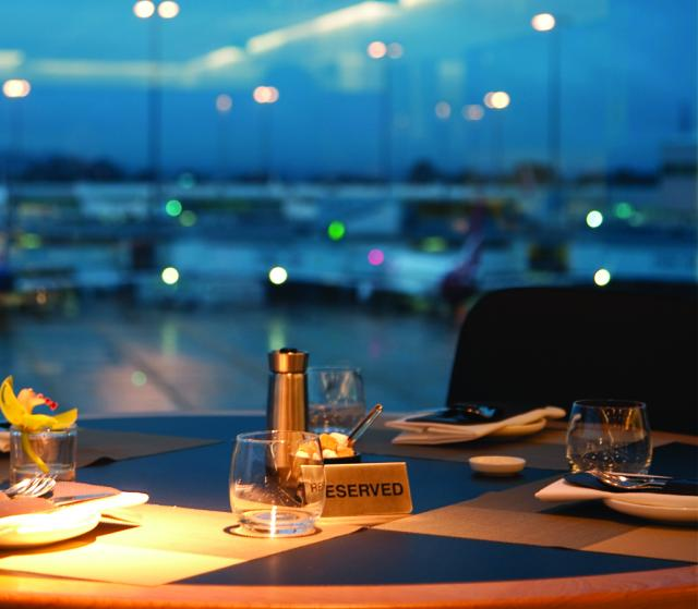 General Manager, Airline Lounge