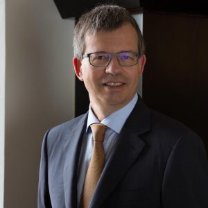 Dr Pierre Ihmle – Chief Academic Officer