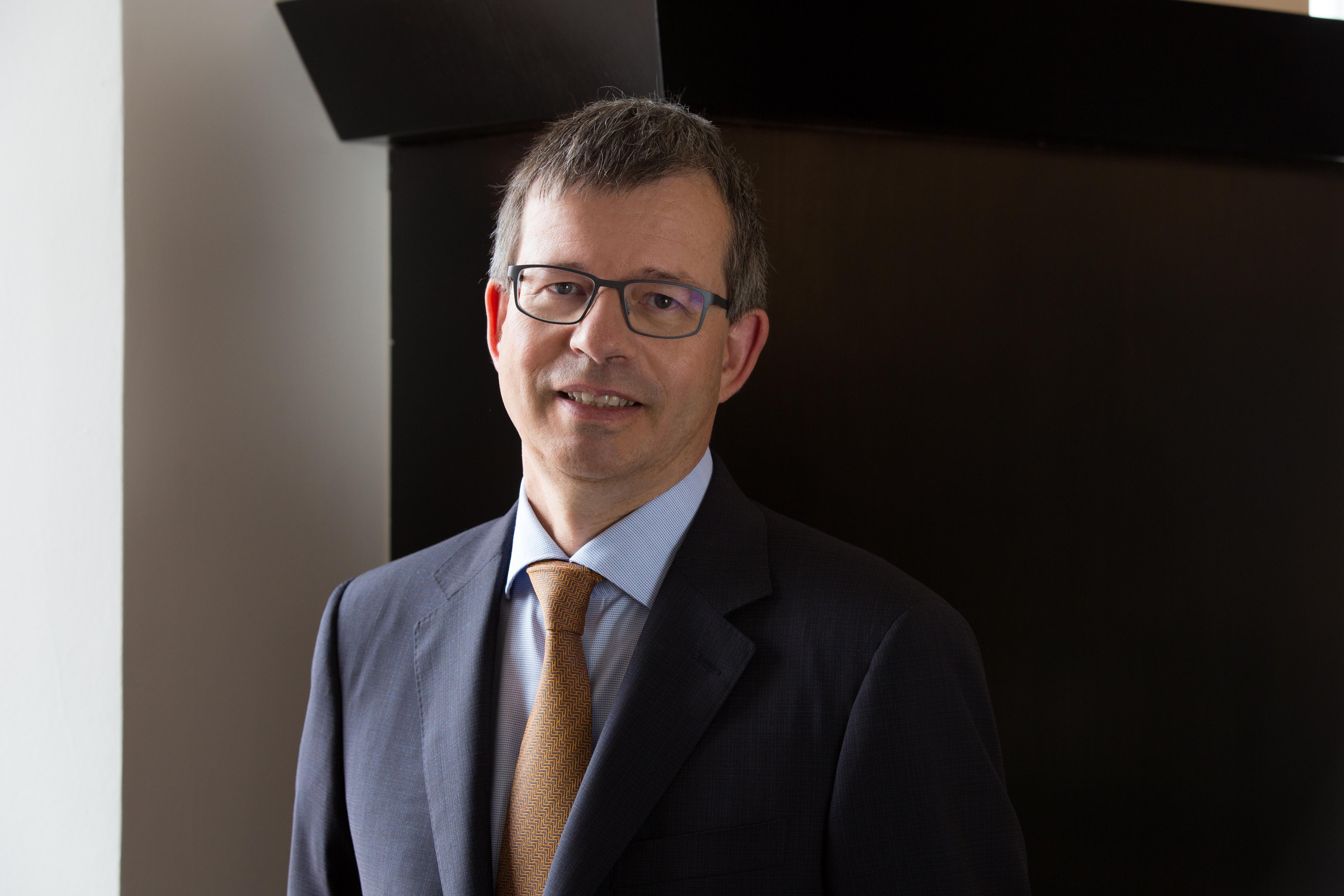 Dr Pierre Ihmle Chief Academic Officer