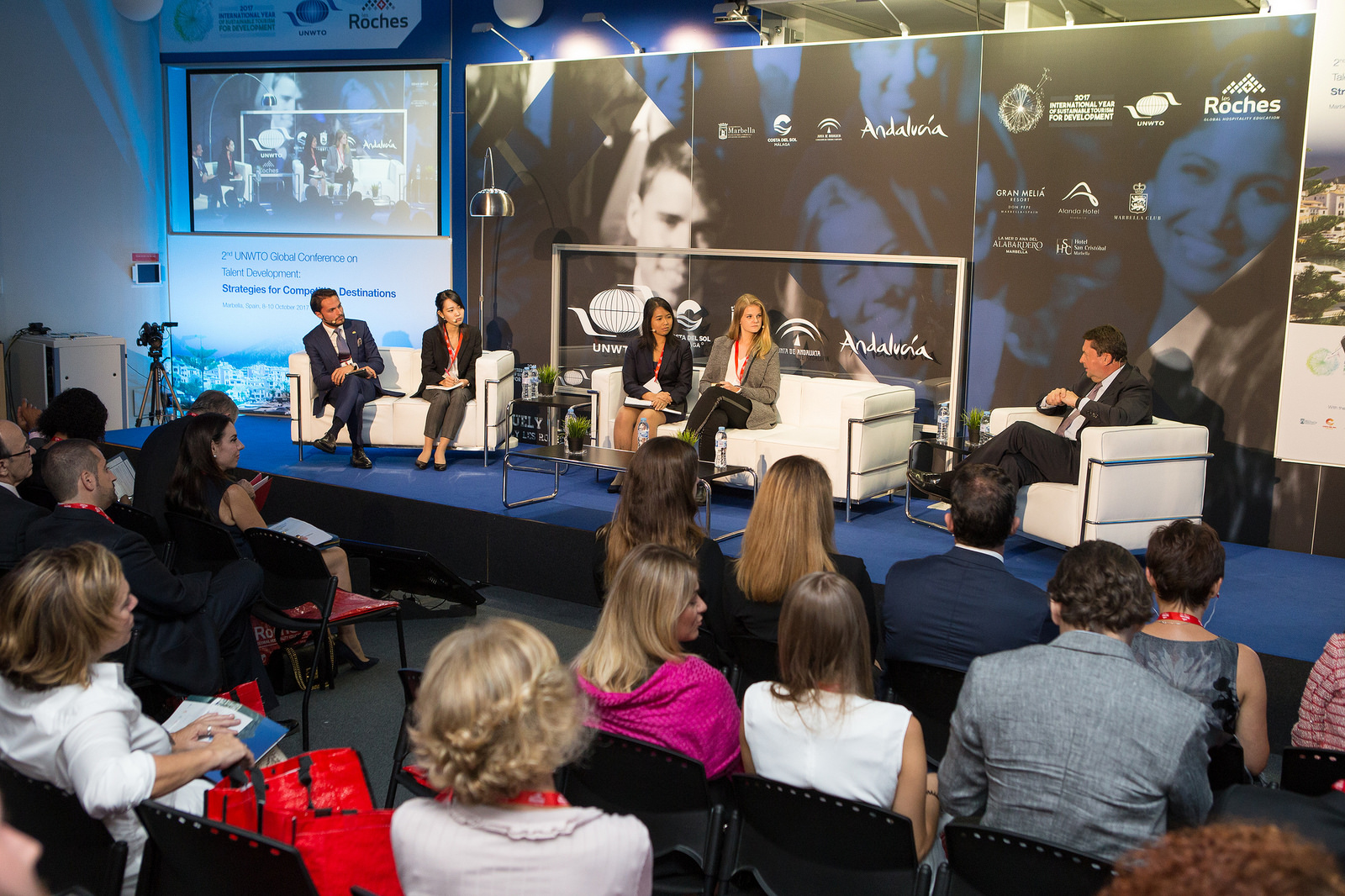 Les Roches Marbella Hosts UNWTO Global Conference On Talent Development For Tourism